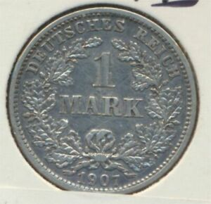 German-Empire-Jagernr-17-1907-D-extremely-fine-Silver-1907-1-Mark-large-7869122
