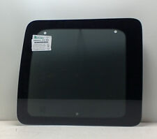 Fits: 1992-1995 Ford Econoline Van Back Glass Driver Rear Window Movable