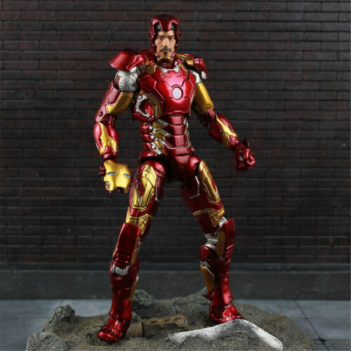 MARVEL SELECT IRON MAN MK43 MARK 43 XLIII ARMOR COLLECTION ACTION FIGURE TOY