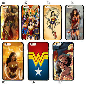 custodia iphone 6s wonder woman
