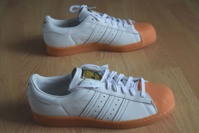 hot sales 9b843 befab Adidas Superstar 80 s Dlx 39 40 42 43 44 45 47 Deluxe S75830 Stan Smith Pro