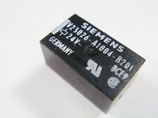Relais 24V 1xUM 150V 1A Siemens V23026-A1004-B201 #9R52#