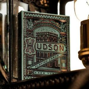 Hudson-Playing-Cards-Green-by-Theory-11-Luxury-New-York-Design-Deck