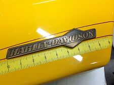Christmas Deal Genuine Harley Fuel Gas Tank Emblem Sportster Dyna Softail