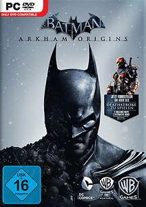Batman: Arkham Origins - PC Steam KEY - Pforzheim, Deutschland - Batman: Arkham Origins - PC Steam KEY - Pforzheim, Deutschland