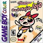 Powerpuff Girls: Bad Mojo Jojo (Nintendo Game Boy Color, 2000)