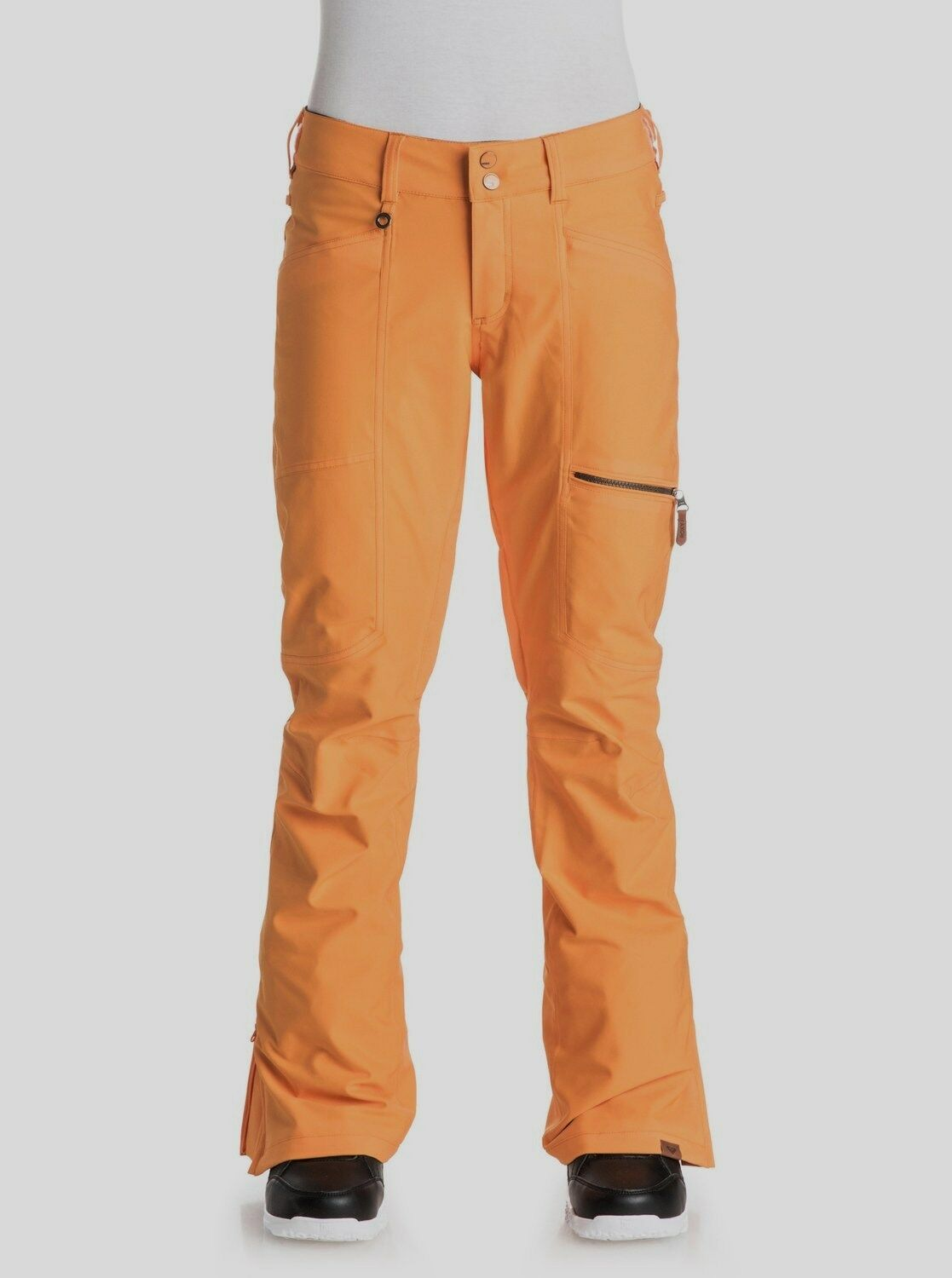 ROXY Women's CABIN Snow Pants - NHP0 - Small - NWT