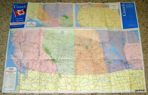 Details about CANADA 1969 HIGHWAY MAP *OFFICIAL GOVERNMENT TRAVEL BUREAU +  NORTH UNITED STATES