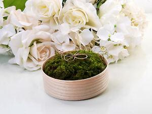 Holzbox Fur Trauringe Vintage Ringkissen Hochzeit Ringe Kissen