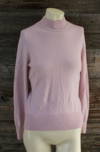 Investments Pale Pink Cashmere Sweater Size Small