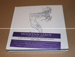 NOLWENN-LEROY-BEST-OF-LIVE-O-TOUR-DE-L-039-EAU-EDITION-LIMITEE-2-CDs-1-DVD-NEUF