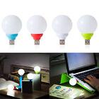 Mini USB LED Light Bulb Computer Lamp for Notebook PC Laptop Reading Portable