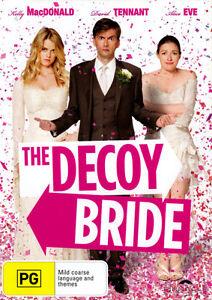 The-Decoy-Bride-NEW-DVD-Kelly-Macdonald-David-Tennant-Alice-Eve-REGION-4-Austral