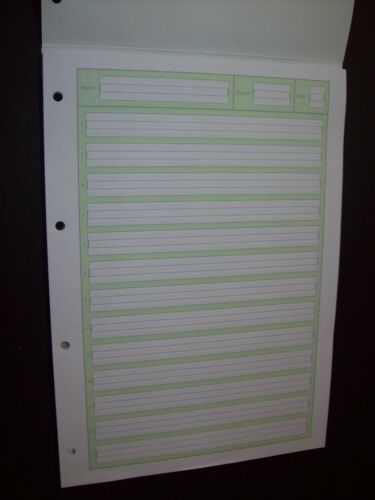 Schulblock Schreibblock Arbeitsblätterblock DIN A4 versch Lineaturen