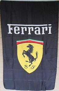 FERRARI Cars 3x5 Flag Banner