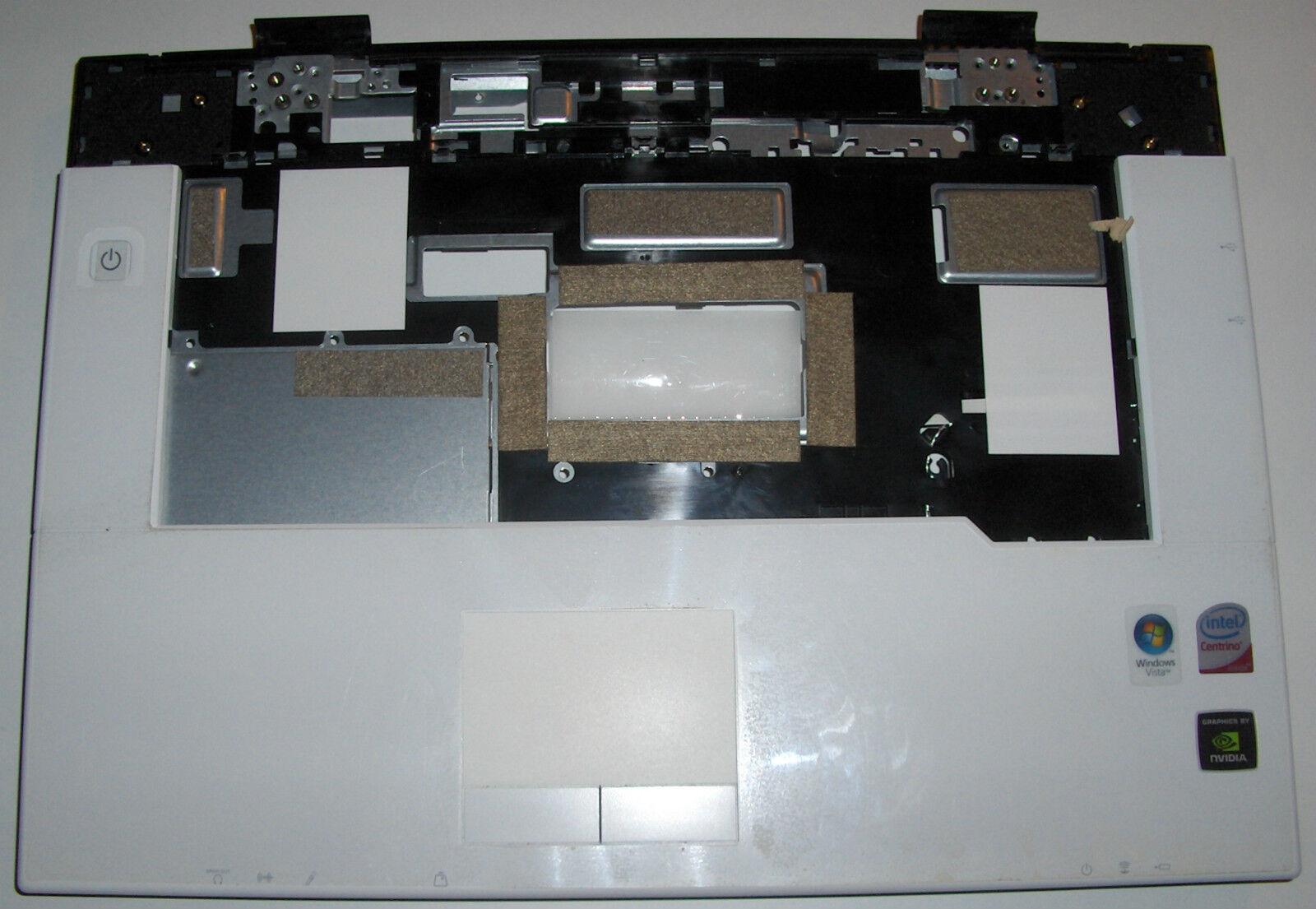 FUJITSU SIEMENES AMILO PI3525 PI 3540 WHITE PALMREST & TOUCHPAD COMPLETE