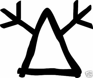 Details about HOBO SYMBOLS / CODE DECAL -