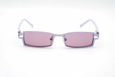 Besorgt Ahk Surf 704/2 42[]15 Lila Rechteckig Sonnenbrille Sunglasses Neu Reine WeißE