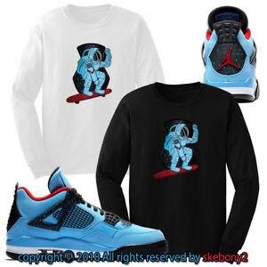 CUSTOM-T-SHIRT-matching-Nike-Travis-Scott-x-Air-Jordan-4-Cactus-Jack-JD-4-1-3-L