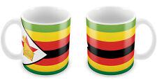 ZIMBABWE Flag Mug Gift Idea for Christmas Holiday Cup 094