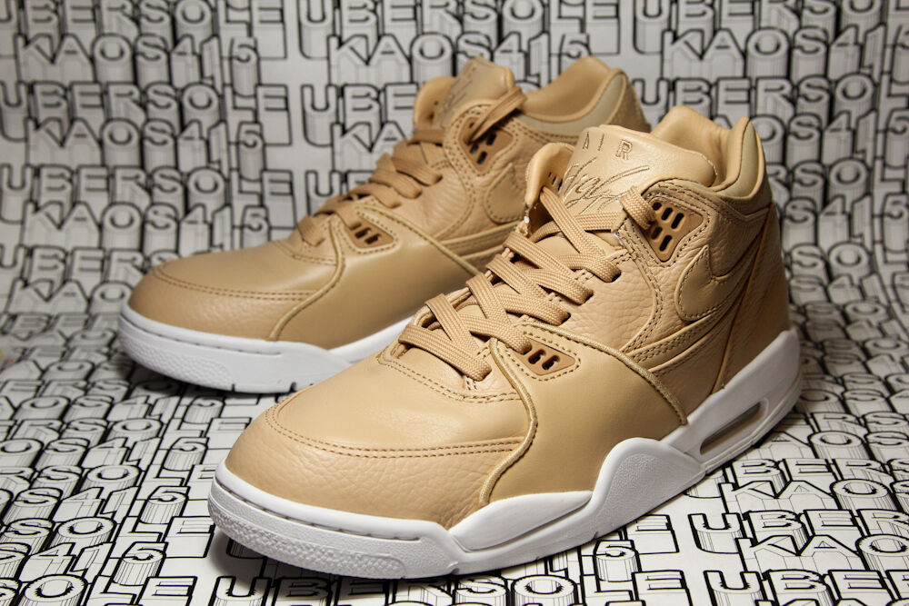 Nike Lab Air Flight 89 Vachetta Tan r.t. tisci boot 200 hi lo force 828295 200 boot MEN 8 9b7387