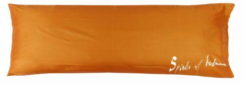 4 5 6 Feet BODY BOLSTER Silk LONG Pillow Case Cover Slip Pregnancy Orthopaedic