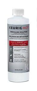 Keurig Coffee Maker Descaling Solution : Keurig Descaling Solution 14oz Cleaning Coffee Maker Pod Machine Cleaner Descale