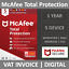 miniatuur 1 - McAfee Total Protection 2021 | 5 Devices | 1 Year | PC/Mac/Phone | Security
