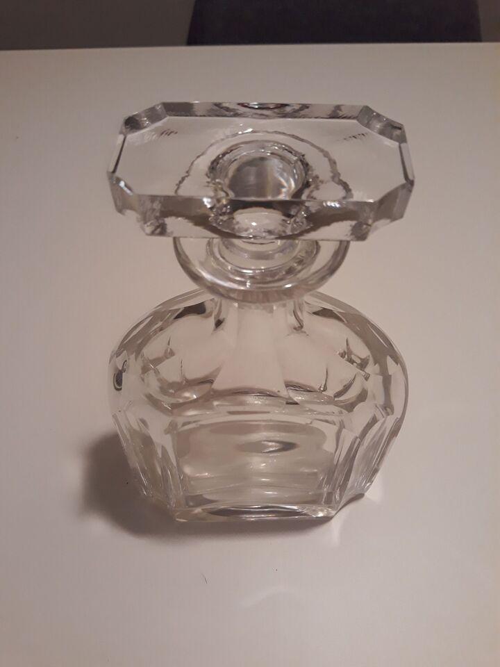 Glas, Karaffel