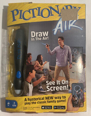 Pictionary Air Family Drawing Game, Links to Smart Devices ...