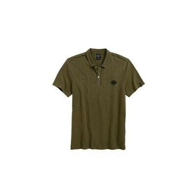 96147-16VM 50/% OFF!!! Harley Davidson Men/'s polo shirt