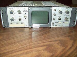 Tektronix-1480R-Waveform-monitor-fully-tested-10-day-warranty
