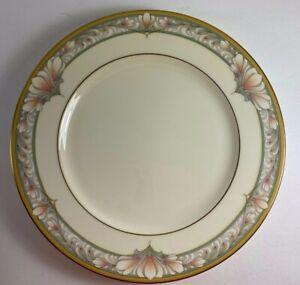 Noritake Bone China 3 Salad Plates Barrymore Pattern 9737 Vintage 1970/'s Japan Wedding Bridal Shower Gifting Excellent Condition