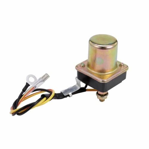 Black Starter Solenoid Relay For POLARIS SL750 SLT750 750 1994 1995 PWC NEW ABS