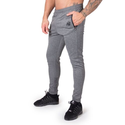 GORILLA WEAR Bridgeport Jogger Dark Gray