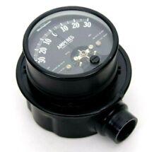 Vintage Westinghouse Dc Amperes 30 0 30 Use With 30 Amp 50 Mv External Shunt
