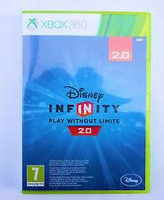 DISNEY INFINITY 2.0 Xbox 360 Marvel Avengers Gioco Disco