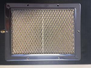 katalytischer Gas Infrarot Keramik Doppelbrenner f. Hochtemperatur<wbr/>grill 800 Grad