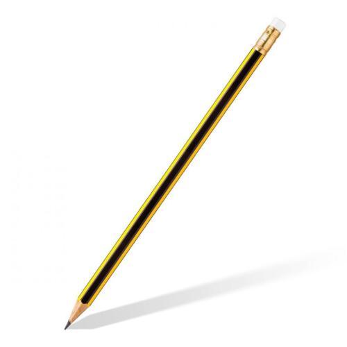 18x matite gommino disegno grafite mina HB scuola ufficio temperate bambini