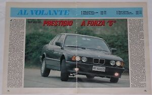 Article-Articolo-1992-BMW-518i-530i-SERIE-5-E34