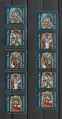 Unter Der Voraussetzung Schweden Michelnummer 1209-1213 Postfrisch europa:5624 Mit Einem LangjäHrigen Ruf
