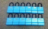 12 Realtor Real Estate 4 Digit Lockboxes Key Safe Shurlok Lock Box Key Boxes