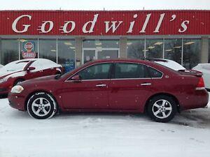 2008 Chevrolet Impala SUNROOF!