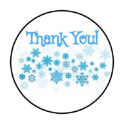 Envelope Seal Snowflakes for Sale Christmas Sticker Label Scrapboo