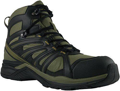 Altama 353206 abotatabad Trail Runner táctico medio superior bota de combate-hunterverde