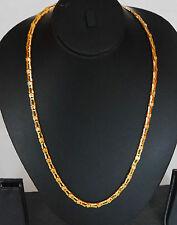 22k Carat gold plated chain elegant necklace sets fashion JEWELRY u1 c