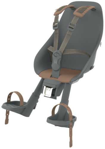 Urban Iki Front Child Seat Black//Brown