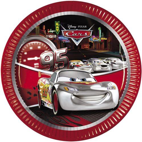Procos Disney Cars Silver 8 Teller 23 cm 0,18 EUR pro Stk