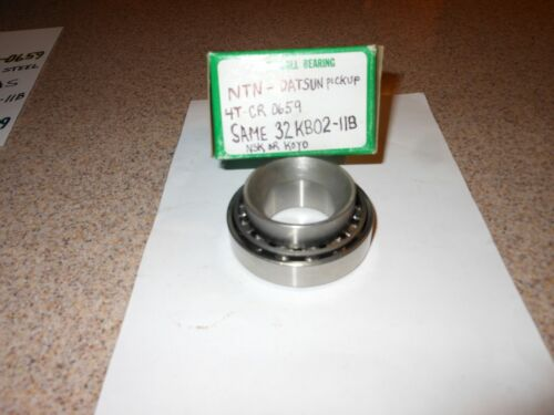 NTN 4T-CR-0659 = NSK OR KOYO 32KB02-11B = DATSUN WHEEL BEARING~MADE IN JAPAN