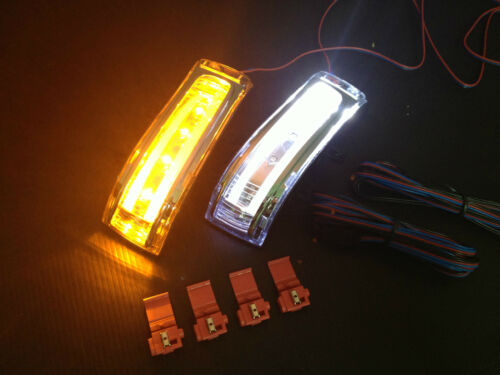 MIT Toyota 4RUNNER Limited 09-13 LED light turn signal lights Parking lamps